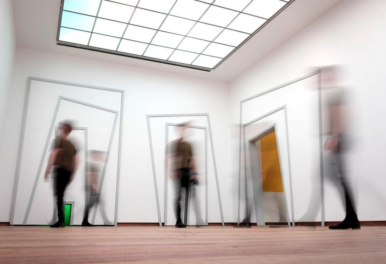 Exhibition interiors of the future